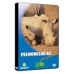DVD Felnevelni az orrszavút