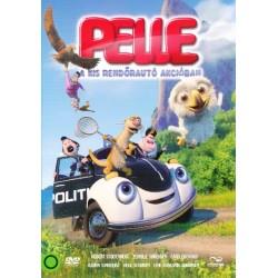 DVD Pelle a kis rendőrautó akcióban