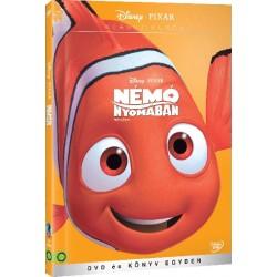 DVD Némó nyomában digibook
