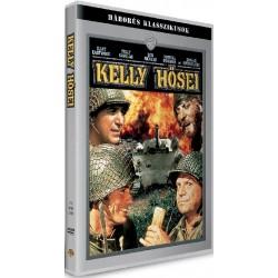 DVD Kelly hősei