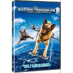 DVD Kutyák és macskák 2. - A rusnya macska bosszúja