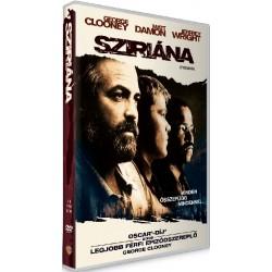 DVD Sziriána