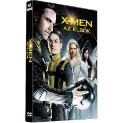 DVD X-Men: Az elsők
