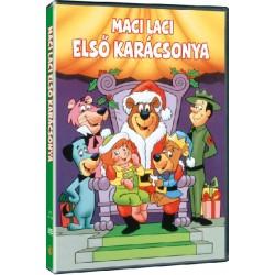 DVD Maci Laci első karácsonya