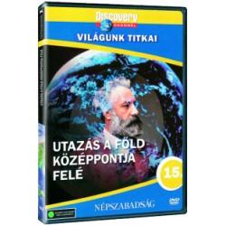 DVD Utazás a Föld középpontja felé