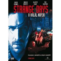 DVD Strange Days - A halál napja