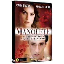 DVD Manolete