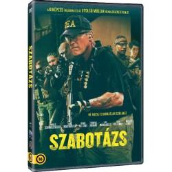 DVD Szabotázs