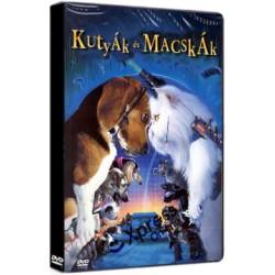 DVD Kutyák és macskák - Kiássuk a csatacsontot!