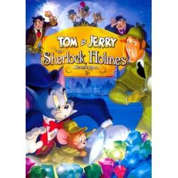 DVD Tom és Jerry és Sherlock Holmes