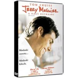 DVD Jerry Maguire - A nagy hátraarc