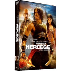 DVD Perzsia hercege