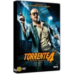 DVD Torrente 4