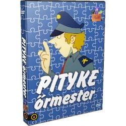 DVD Pityke őrmester
