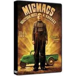 DVD MicMacs - (N)Agyban megy a kavarás