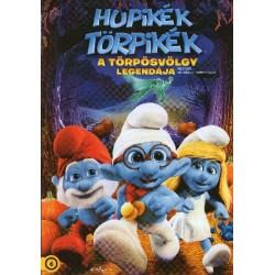 DVD Hupikék törpikék: A törpösvölgy legendája