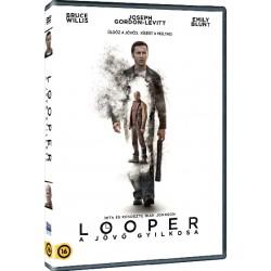 DVD Looper - A jövő gyilkosa