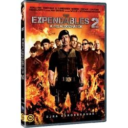 DVD The Expendables - A feláldozhatók 2.
