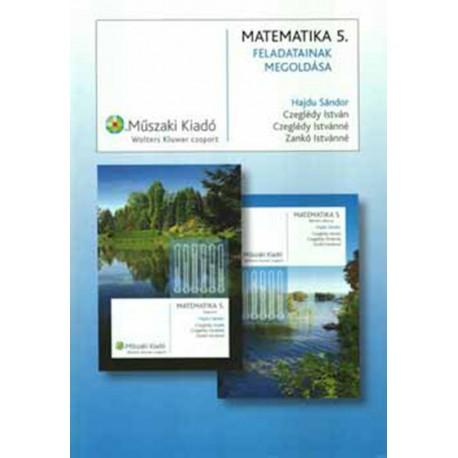 Matematika 5. feladatainak megoldása