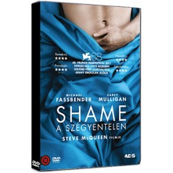 DVD Shame - A szégyentelen