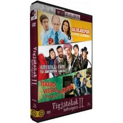 DVD Vígjátékok hétvégére 2