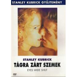 DVD Tágra zárt szemek