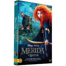 DVD Merida, a bátor