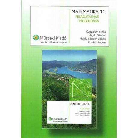 Matematika 11. feladatainak megoldása