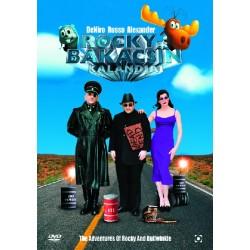 DVD Rocky és Bakacsin kalandjai