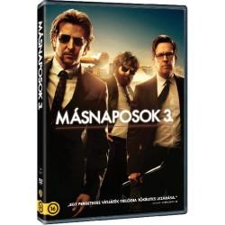 DVD Másnaposok 3