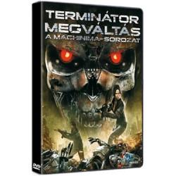 DVD Terminátor - Megváltás: A Machinima-sorozat