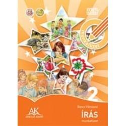 AP-020204 Írás munkafüzet a 2. évfolyam számára