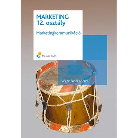 Marketing 12. osztály - Marketingkommunikáció