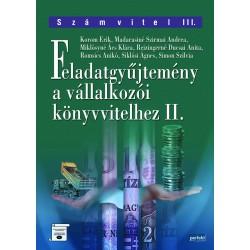 Feladatgyűjtemény a vállalkozói könyvvitelhez II.