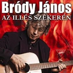 CD Bródy János: Az Illés szekerén