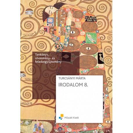 Irodalom 8. tankönyv, olvasmány- és feladatgyűjtemény