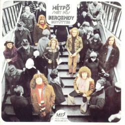 CD Bergendy: Hétfő (Hét fő - 2CD)