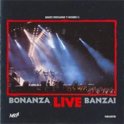 CD Bonanza Banzai: Bonanza Live Banzai