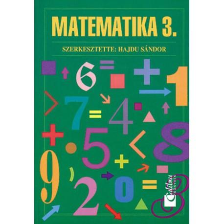 Matematika 3.