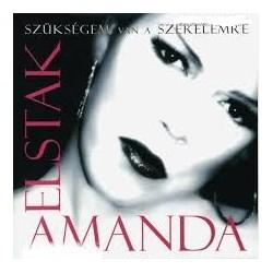 CD Amanda Elstak: Szükségem van a szerelemre