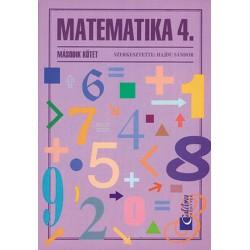 Matematika 4. második kötet