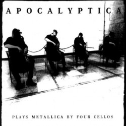CD Apocalyptica: Plays Metallica by Four Cellos