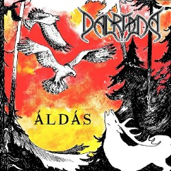 CD Dalriada: Áldás (Digipak)