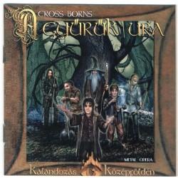 CD Cross Borns: Kalandozás Középföldén - A Gyűrűk Ura (2CD)