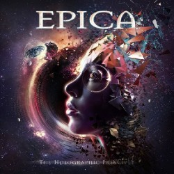 CD Epica: The Holographic Principle