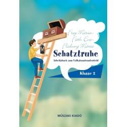 Schatztruhe - Arbeitsbuch zum Volkskundeunterricht Klasse 2