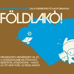 CD Kardos-Horváth János: Földlakó (CD+DVD Digibook)