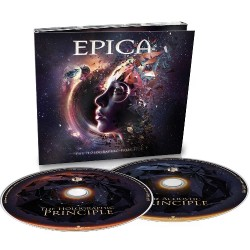 CD Epica: The Holographic Principle (Limited Digipak 2CD)