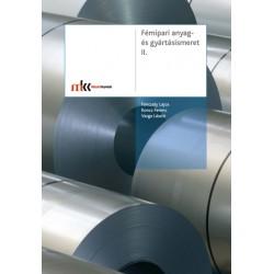 Fémipari anyag- és gyártásismeret II.