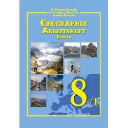 Geographie Arbeitsheft 8/1 Europa